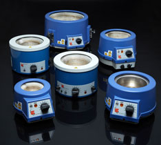 Cole-Parmer's Electromantles from Electrothermal are ready to use